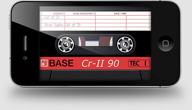 aircassette ios app