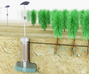 AirDrop Irrigation System Makes Water Appear out of Thin Air, Charges Nothing for the Trick