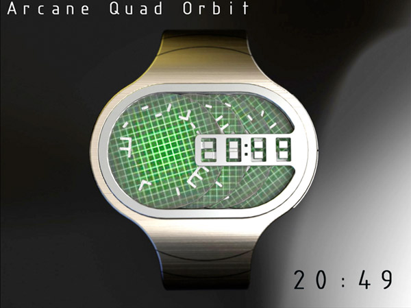 arcane quad orbit watch 1