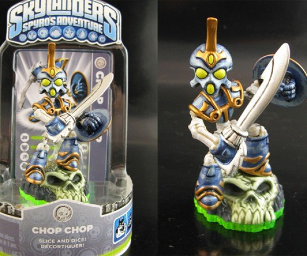 articulated skylanders spyros adventure figurines by jin saotome 2