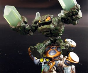Articulated Skylanders Mod Gives More Action to the Figures