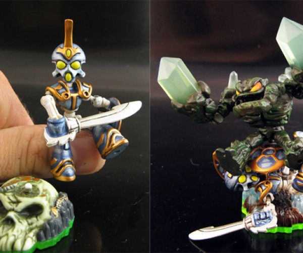 articulated skylanders spyros adventure figurines by jin saotome 4