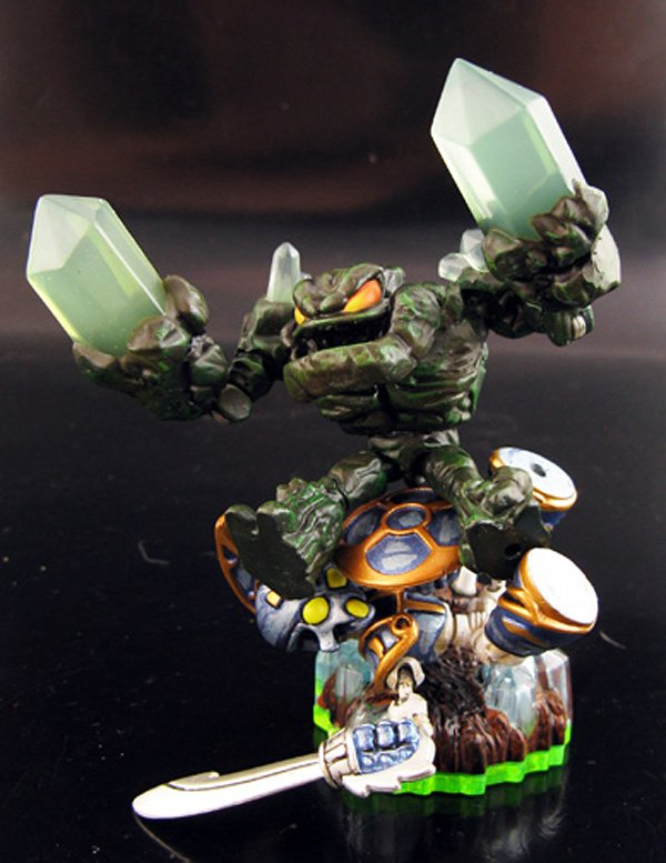 articulated skylanders spyros adventure figurines by jin saotome