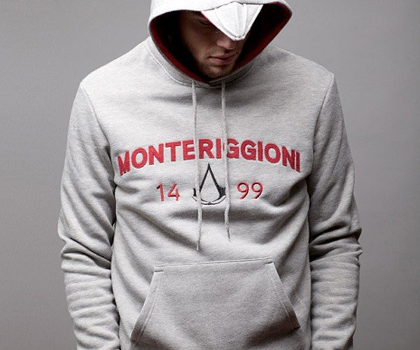 Assassin's Creed Monteriggioni Hoodies Won't Help You Blend In