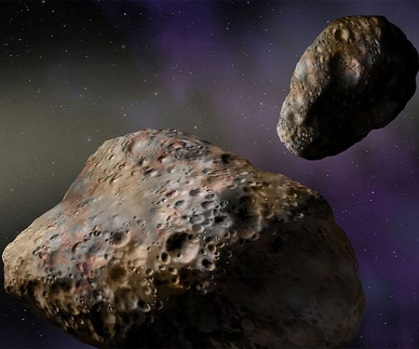 Asteroid to Streak Closer to Earth than Moon's Orbit