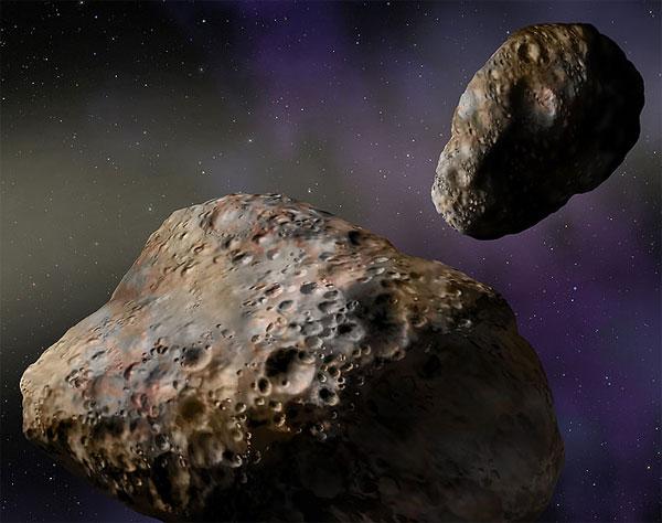 asteroid tb