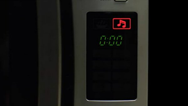 bgh quick chef music microwave oven