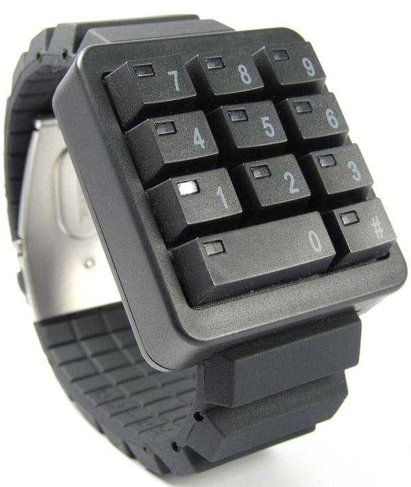 click_keypad_watch_black