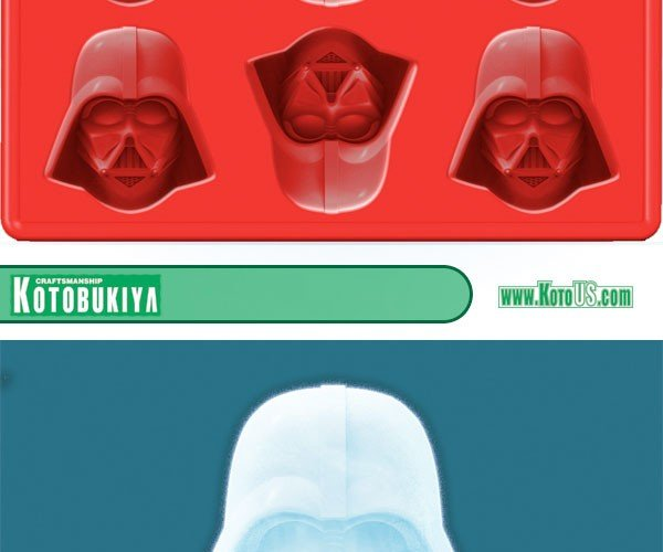 New Star Wars Ice Trays Chill Your Stuff with the Cold Side of the Force