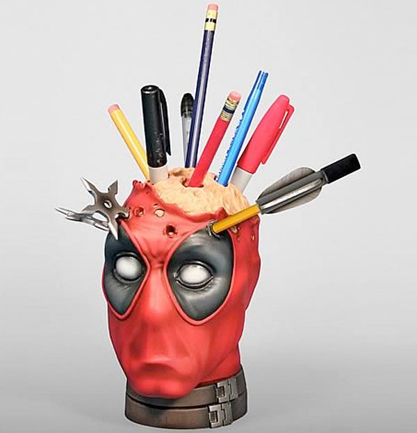 deadpool office caddy