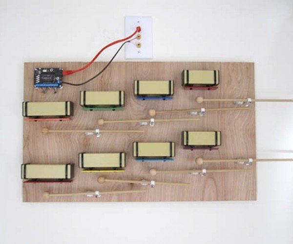 DIY Doorbell Will Make You Wish for Visitors