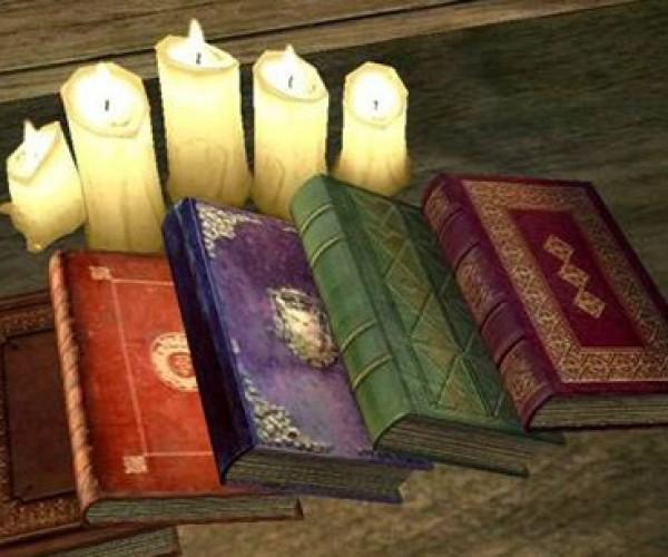 Dovahkiin Gutenberg: Skryim Gets E-books
