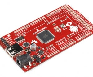 SparkFun Electric Sheep Development Board: What Android Geeks Dream of