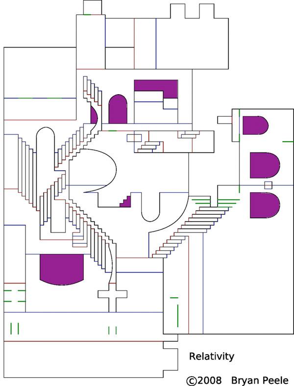 escher_relativity_papercraft_4