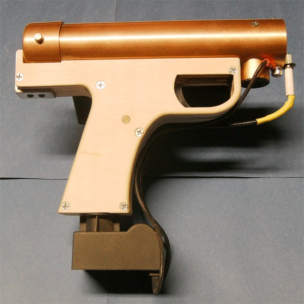 flamethrower pistol