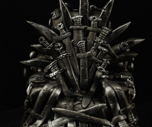The Cake of Thrones