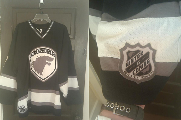 game of thrones voltron jerseys by dave's geeky ideas 2