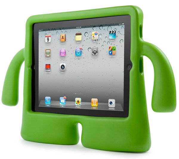 iguy ipad case green