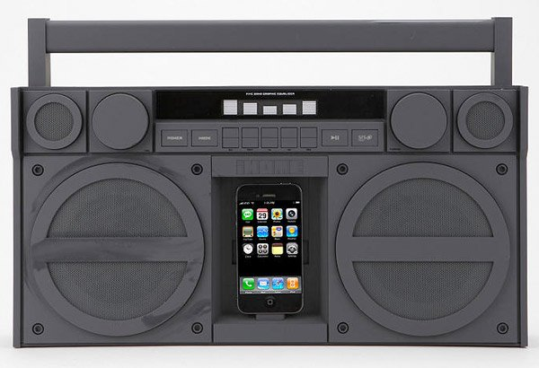 ihome ip4 iphone boombox 2