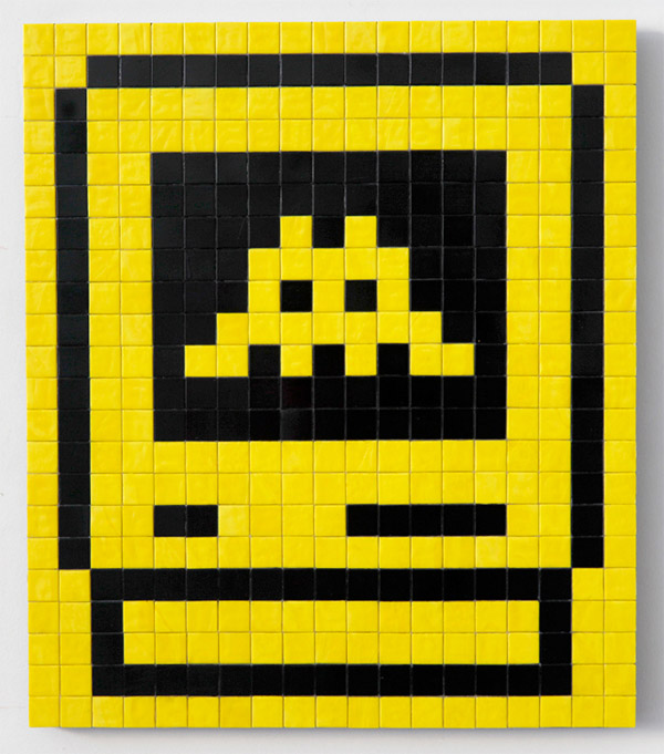 invaders tiles