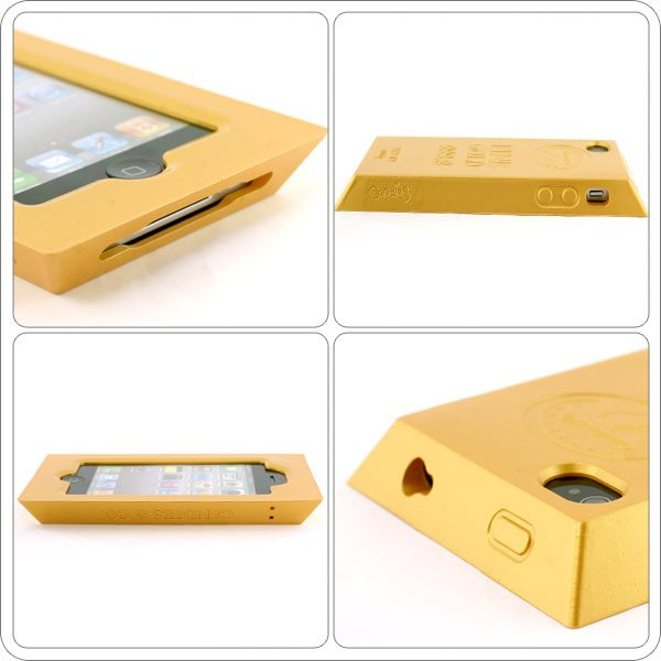 iphone gold bar case 2