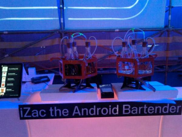 izac android bartender