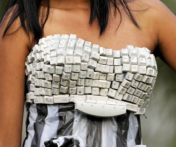 Random Things to Do with Old Keyboards