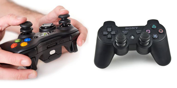 kontrolfreek clip on thumbstick mods for xbox 360 and ps3 2
