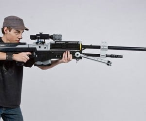 LEGO Halo Sniper Rifle Looks Awesome, Heavy