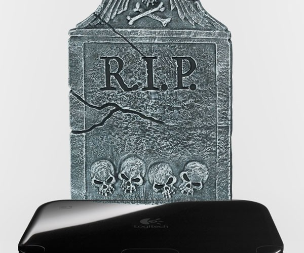 Logitech Revue Unceremoniously Retired, No Replacement Coming