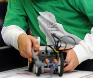 California Students Participate in LEGO Robot Build Off