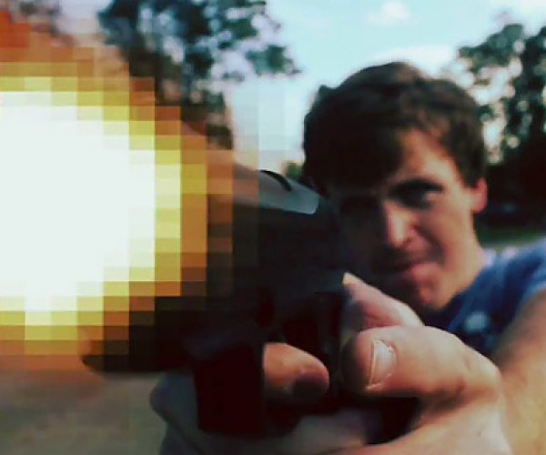 Retro Warfare: Man vs. Pixels