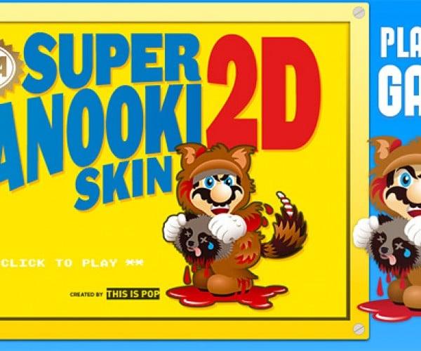 PETA Not Happy with Mario's Tanooki Skin, Nintendo Responds Intelligently