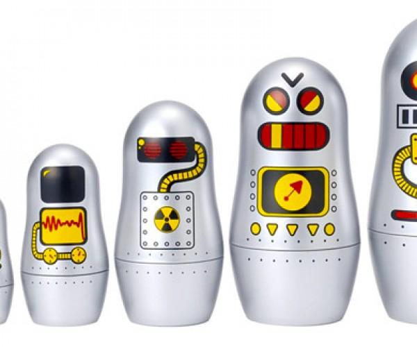 Robot Matroyshka: Matrobotshka?