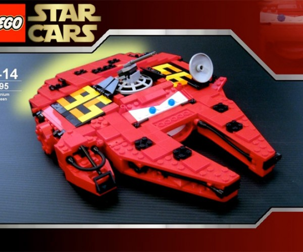 Millennium McQueen Made the Piston Cup in 12 Parsecs