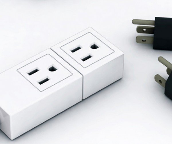 modular power strip concept by Chih-Yao Chen 5