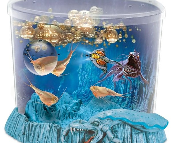 Star Wars Naboo Sea Creatures Science Kit: Did Jar Jar Live With Sea Monkeys?