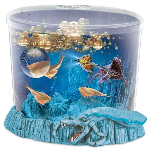 naboo sea creatures science kit