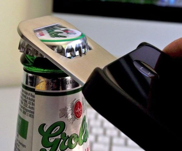 Opena: Another iPhone Case to Open your Beer