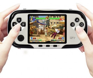 PlayMore Handheld: Another Portable Emulates Retro Consoles