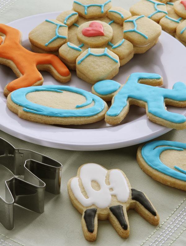 portal cookie cutters from thinkgeek 2