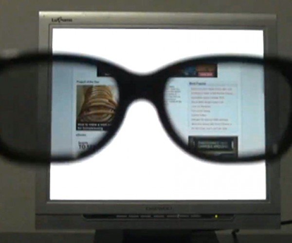 Polarized Privacy Monitor Hack: Now You See It, Now It's White