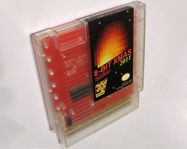 retrozone xmas cartridges 2