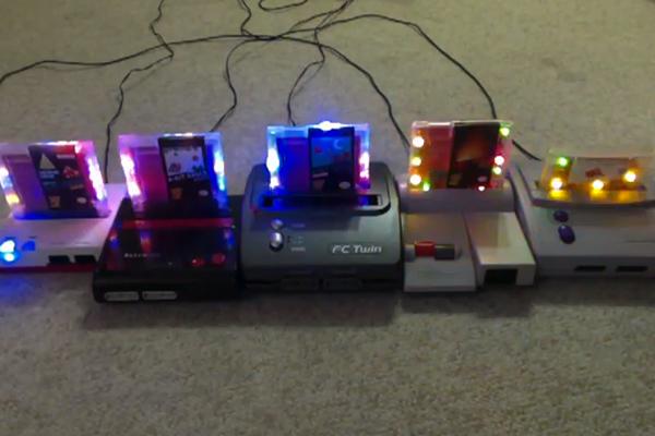 retrozone xmas cartridges