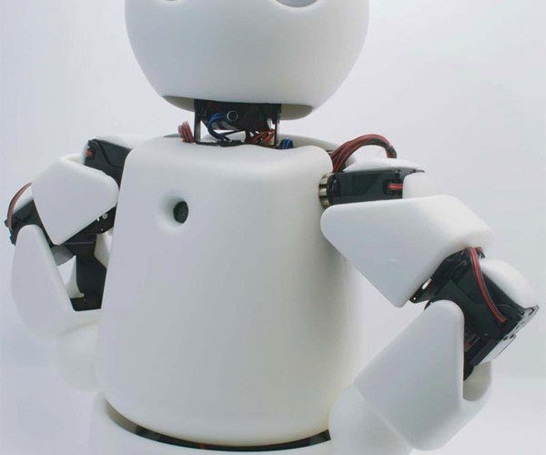 Vstone RPC-S1 Robot Has its Big Googly Eyes on You