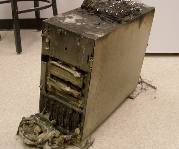 Servers Could Heat Your Home or Office Just as Well as a Furnace!