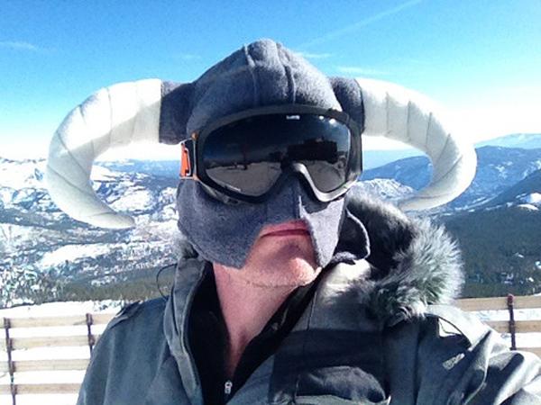 skyrim dragonborn helmet by caroline s 2