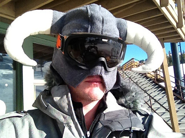 skyrim dragonborn helmet by caroline s 3