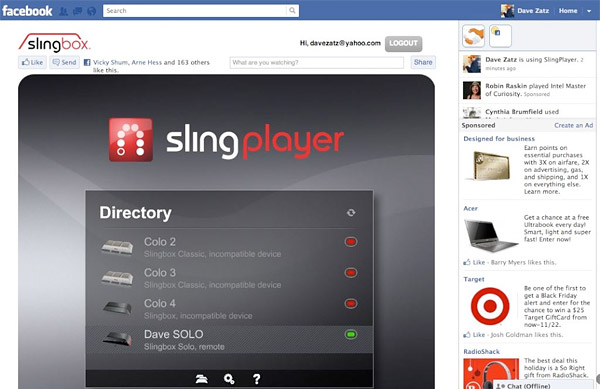 slingplayer_on_facebook