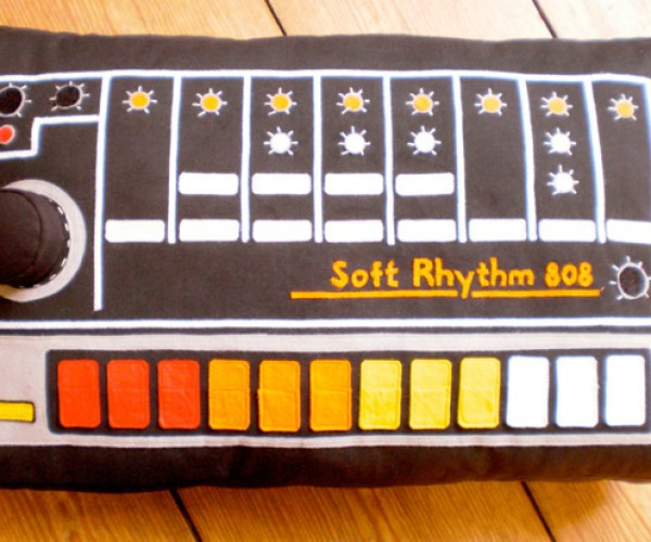 Softmachines' Synthesizer Pillows are Soft and Don't Make a Sound